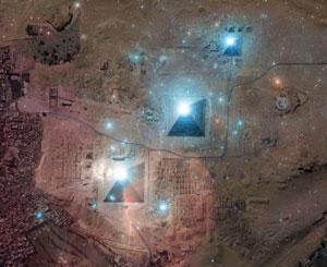 Древние египтяне пользовались оптическими приборами